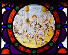 Massacre of the Innocents and the Flight into Egypt