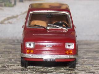 Fiat 126 - 1972 - Starline