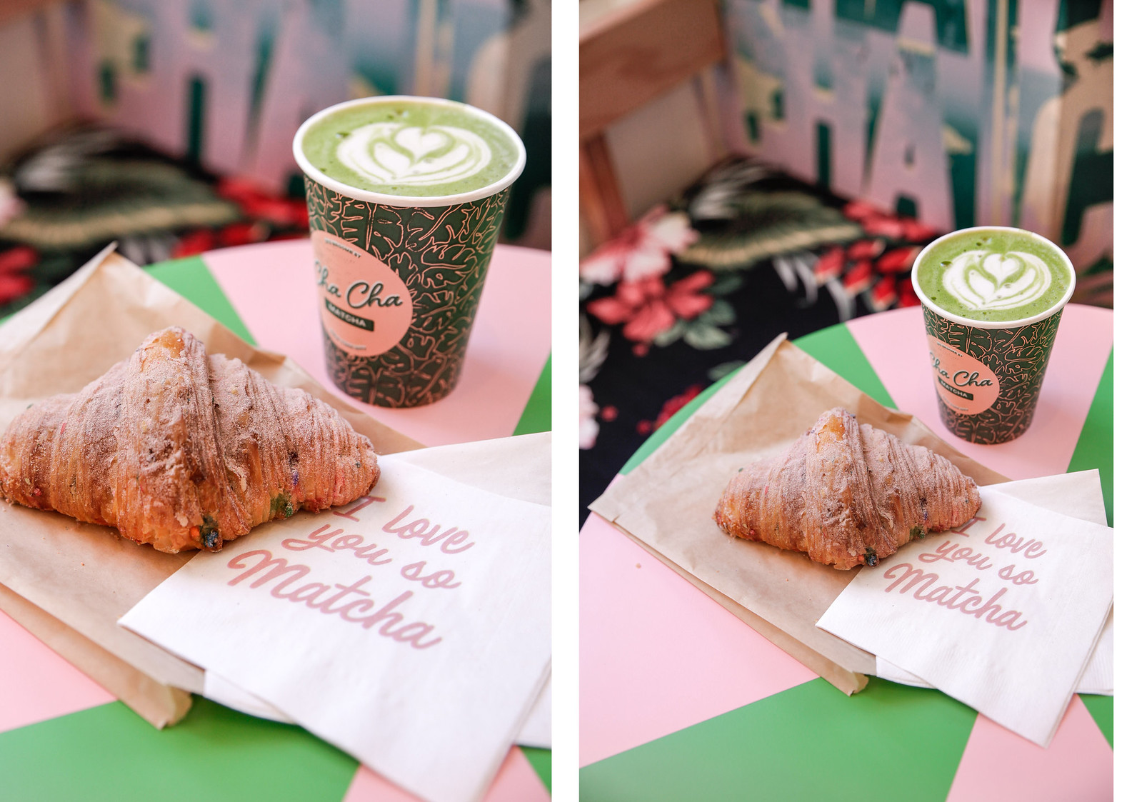 02_cha_cha_matcha_cafeteria_rosa_nueva_york_el_mejor_matcha_unicorn_croissant_breakfast_theguestgirl_nyc