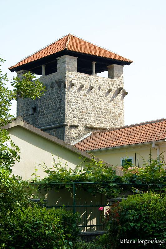Башня комплекса Буча