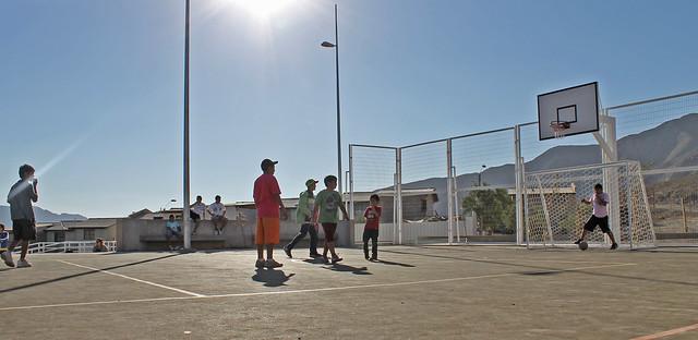 Parque Deportivo Colonias Extranjeras – Región de Atacama