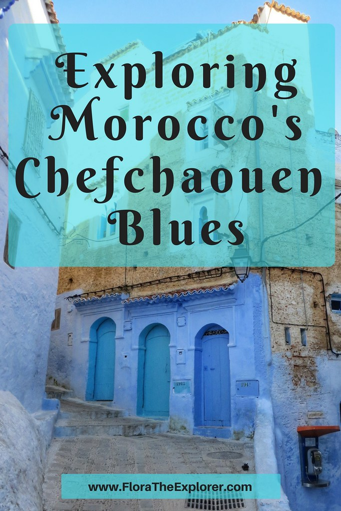 A Case of Morocco's Chefchaouen Blues