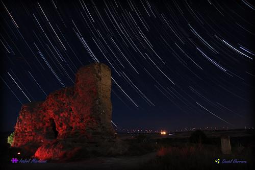 Estrellas Circumpolares en Urrea de Jalón
