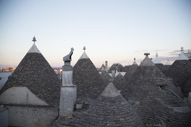 Alberobello Roofs