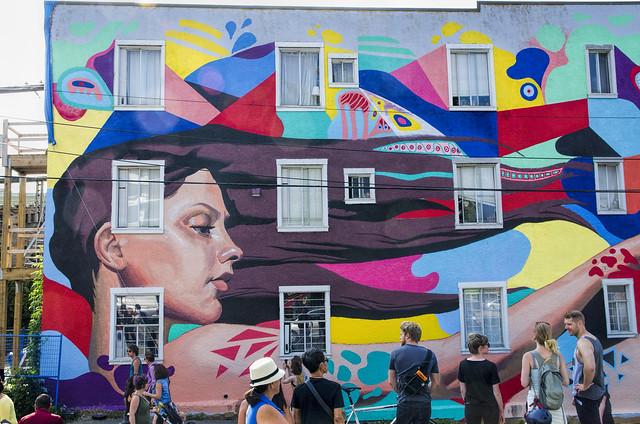 Vancouver Mural Festival 2017 14