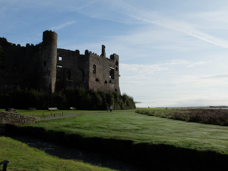 Laugharne @porcelinasworld