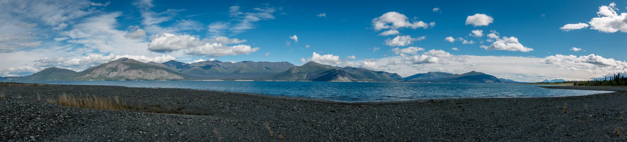 Kluane Lake - Yukon - [Canada]
