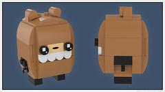 BrickHeadz: Beartato