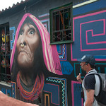 Grafiti híperrealista