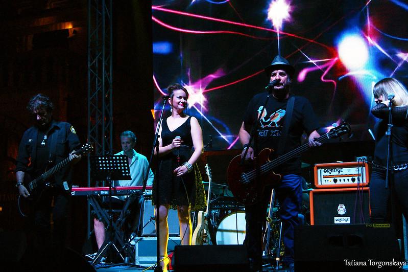 """Выступление группы """"Teška industrija"""""""
