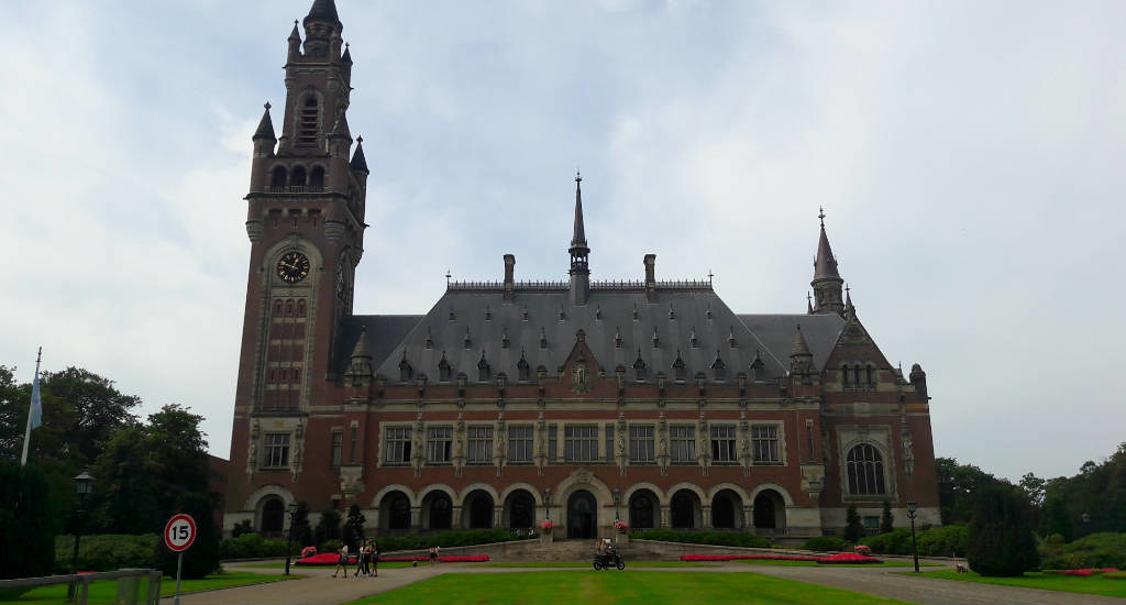 24 hours in The Hague, The Netherlands: guided tour at The Peace Palace | Your Dutch Guide