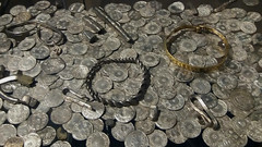 York City , Coin Hoard , East Yorkshire , England , UK