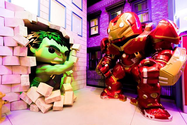 Funko HQ - Marvel!