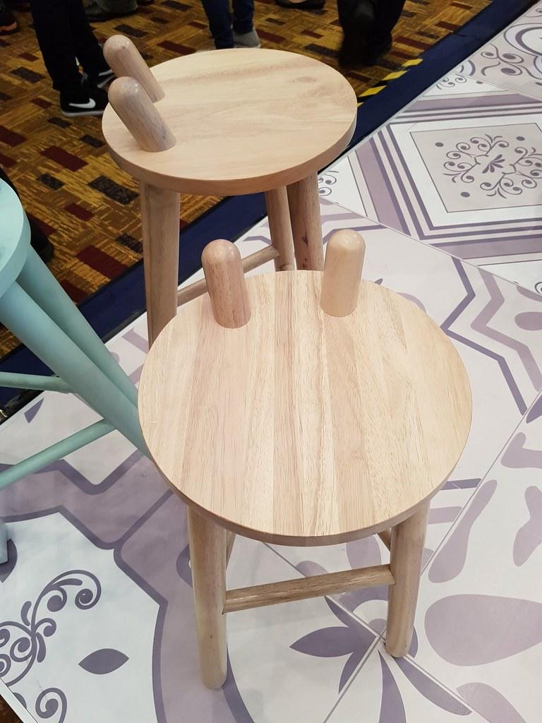 Rabbit Chair by MORE Design @ FHM2017 KLCC