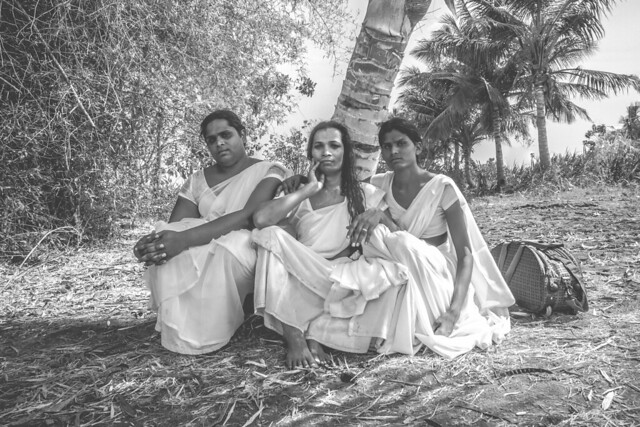 The day of mourning - Koovagam Festival 2017