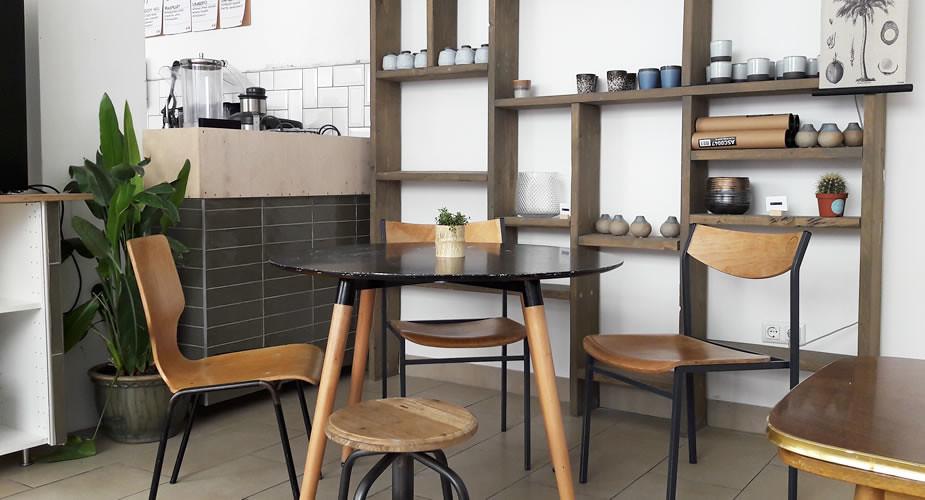 Koffie drinken in Heidelberg, Unter Freunden Märzgasse | Mooistestedentrips.nl