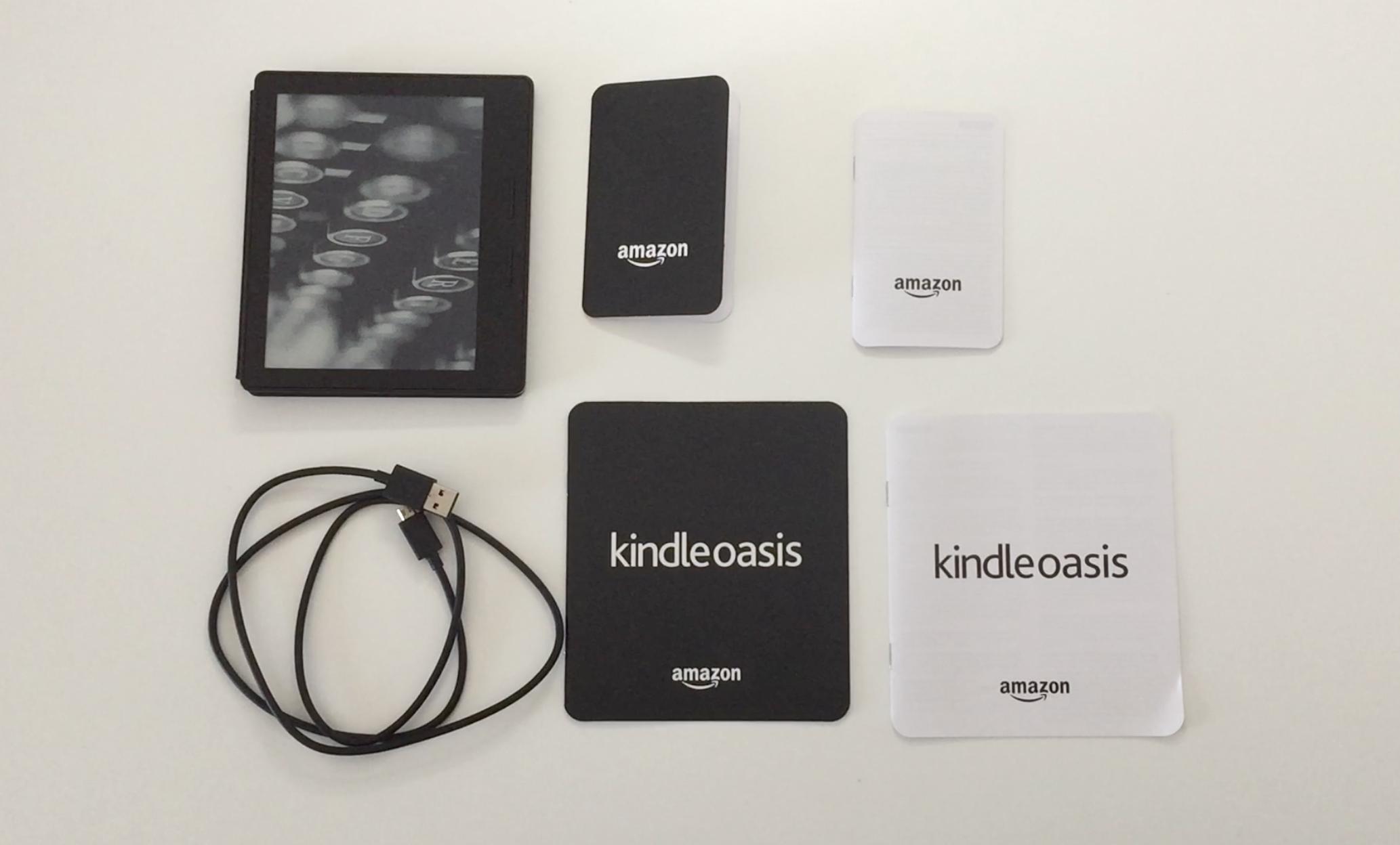 20170827 Test de la liseuse électronique Kindle OASIS Amazon 28