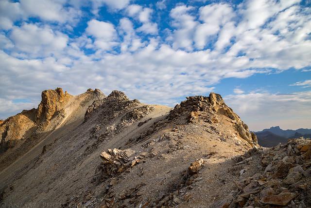 Darley Mountain Ridge