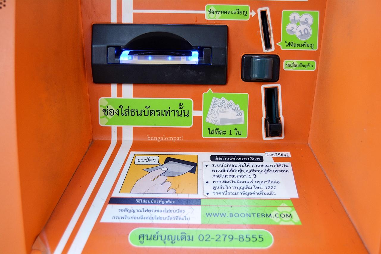 Cara Paketan Internet di Thailand