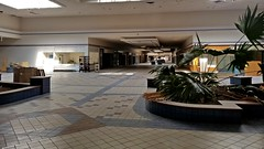 Interior of Frederick Towne Mall