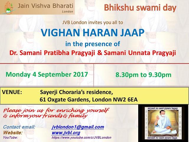 2017.09.04 JVB London Vighan Haran Jaap