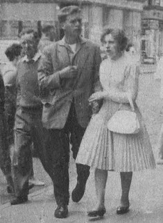 Ivan And Rosemary Pettitt At Gt Yarmouth