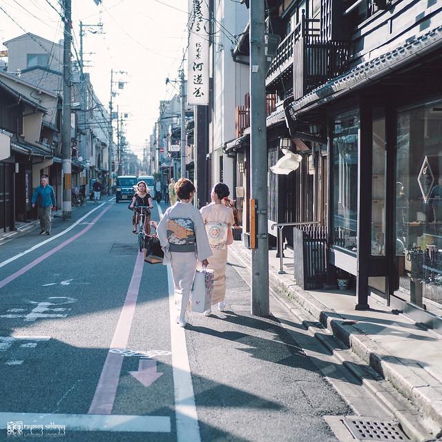 十年,京都四季 | 卷三 | 古都日常 | 12