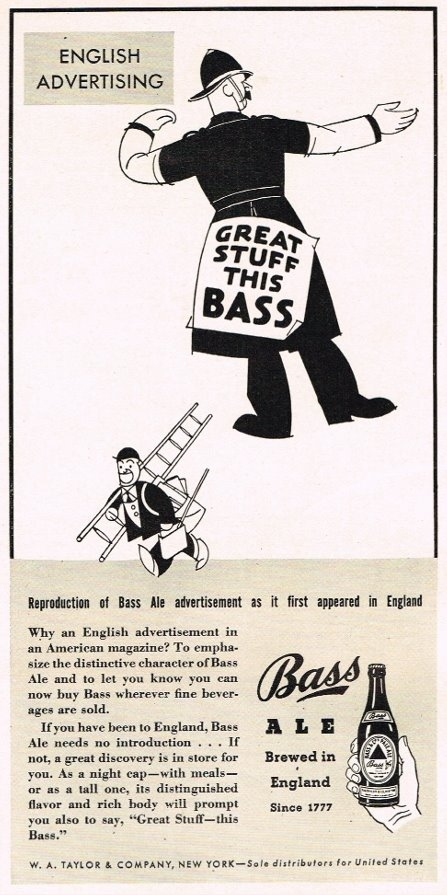 Bass-1939-english-advertising
