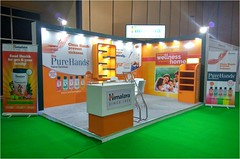 Custom Booth Fabricator New Delhi India