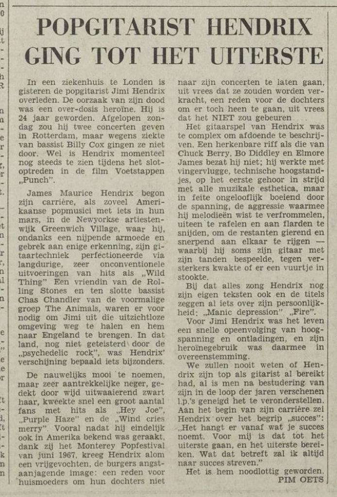 HET VRIJE VOLK (NETHERLANDS) SEPTEMBER 19, 1970  2