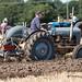 310 YUX Ferguson FE35 match ploughing