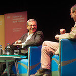 Orhan Pamuk in discussion with Stuart Kelly | © Alan McCredie