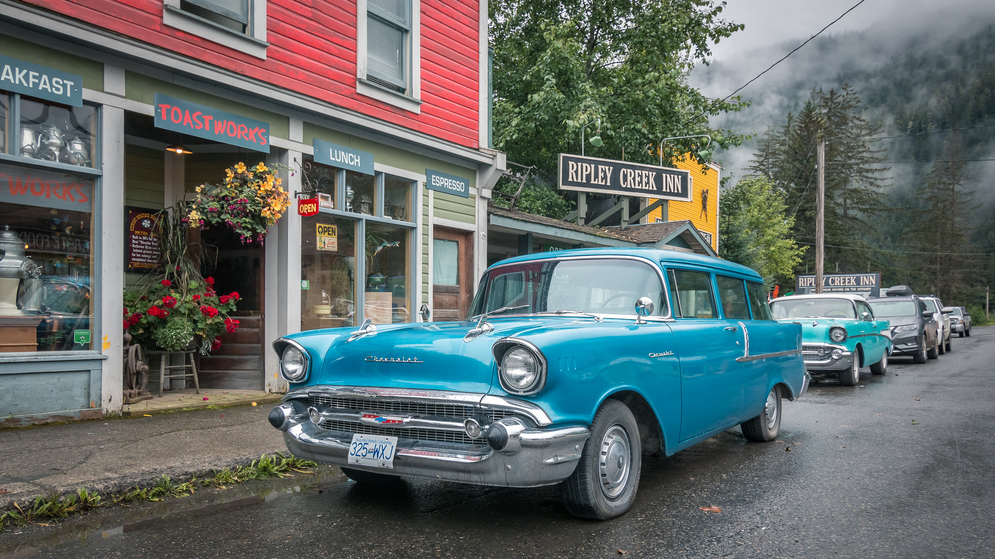 Stewart - Colombie Britannique - [Canada]
