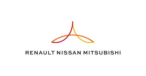 Logo - Alliance Renault Nissan Mitsubishi Motors