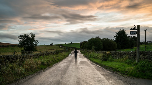 lochfoot dumfries dumfriesshire countyofdumfries scotland unitedkingdom greatbritain gb uk sony a7rii ilce7rm2 alpha mirrorless 1635mm sonyzeiss zeiss variotessar fullframe mcquaidephotography adobe photoshop lightroom wideangle tripod manfrotto longexposure ndfilter neutraldensity bwfilters 6stop sunset autumn road oldmilitaryroad country countryside countryroad clouds 169 widescreen landscape outdoors outdoor meiklebarfil