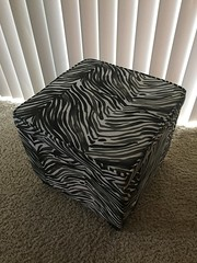 #jlsfinds Bought this nice ottoman storage in store @ just $23.98 from $59.99! Use 15%Cartwheel disc. for even more savings!DCPI in receipt ➡️ https://flic.kr/p/YGvEAr