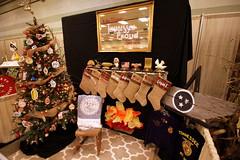 2017 TN State Fair: FFA Christmas Booth