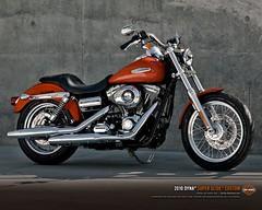 Harley-Davidson 1450 DYNA SUPER GLIDE CUSTOM FXDC 2005 - 9