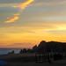 Sunset against the Rocks por sarider1