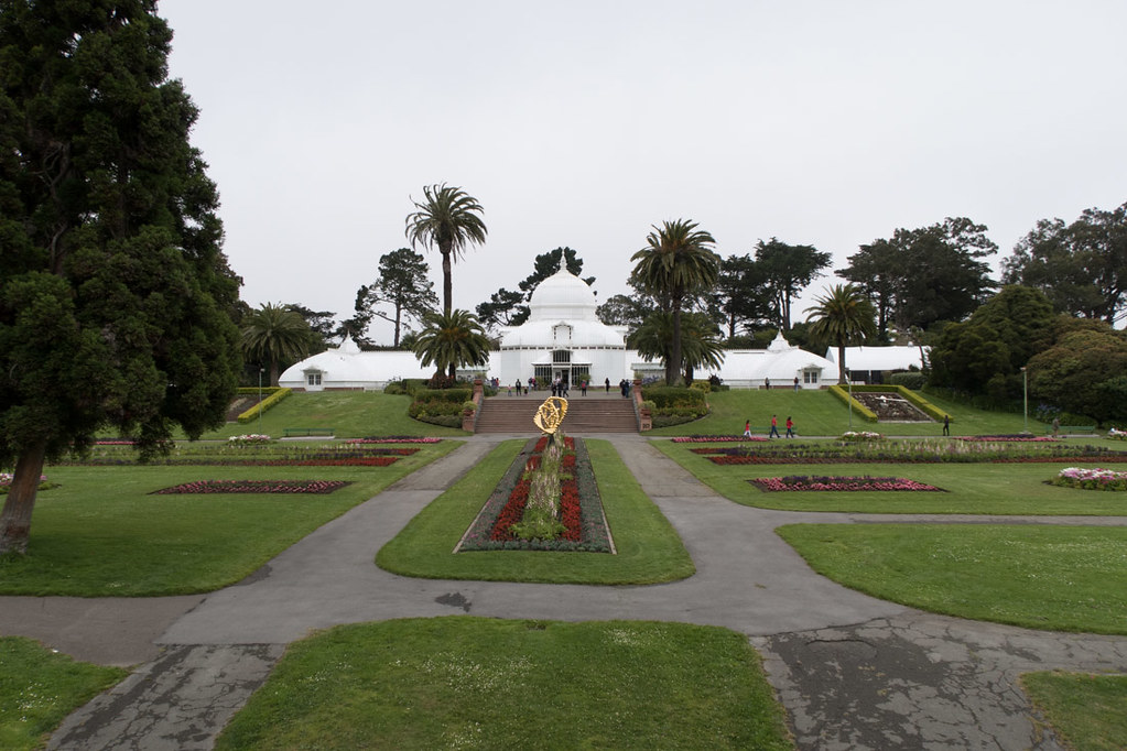 Exterior of San Francisco Botanical Garden