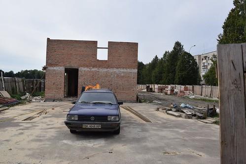 Власник «Панди» будуєспортцентр на Ювілейному