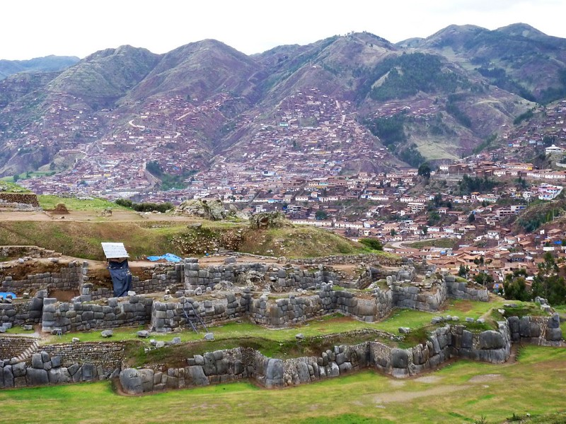 Peru - Cuzco - Saqsaywaman