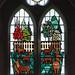 Memorial window to William James Nutter