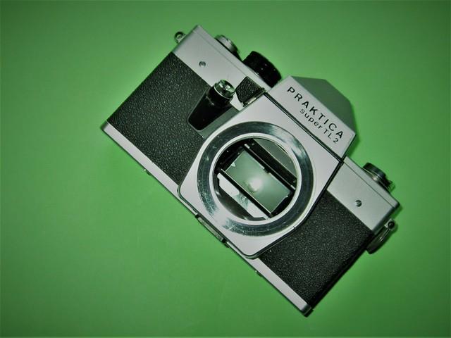 GDR Doorstop !, #FlickrFriday #MirrorMirror., Canon IXUS 115 HS