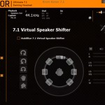 Auriculares KONOR Ultimate Gaming Headset Software 8