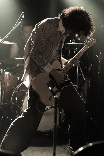 THE NICE live at 獅子王, Tokyo, 26 Sep 2017 -00070