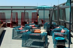 SPIRE 73 - Rooftop Bar & Lounge