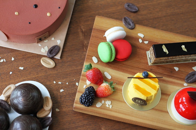 Sweet, Spice & Everything Nice Weekend Hi-Tea Buffet