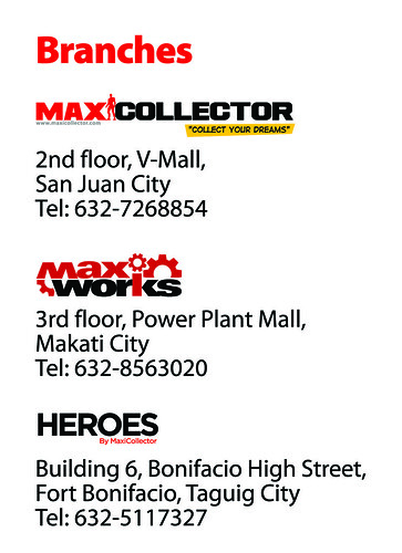 Maxicollector Banner Stores Verical