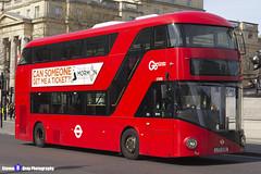 Wrightbus NRM NBFL - LTZ 1420 - LT420 - Not In Service - Go Ahead London - London 2017 - Steven Gray - IMG_5806